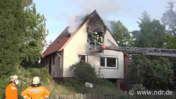 Gifhorn: Bewohner erleidet bei Brand schwere Verletzungen - NDR.de