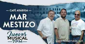 Jueves Musical en Café Arabiga - Ensenada.net