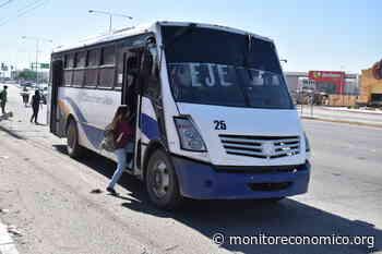Mexicali y Ensenada encabezan lista de municipios del país con más localidades pequeñas sin transporte público: Coneval - Monitor Economico