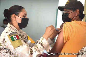 Aplicaron 13 mil 059 vacunas PFIZER en Ensenada - El Mexicano - Gran Diario Regional - El Mexicano Gran Diario Regional