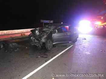 Muere mujer en trágico accidente en Ensenada - El Mexicano - Gran Diario Regional - El Mexicano Gran Diario Regional