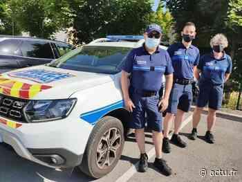 Jura. À Lons-le-Saunier, la police municipale a reçu ses premiers renforts d'effectifs - actu.fr