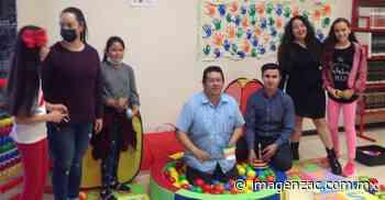 Entregan ludotecas familiares en Florencia de Benito Juárez - Imagen de Zacatecas, el periódico de los zacatecanos