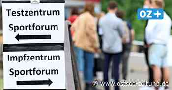 Riesiges Interesse: 5. Sonderimpftag am Freitag in Wolgast - Ostsee Zeitung