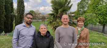 Amélia Garcia Arias et Arnaud Emorine, candidats à Gerzat (Puy-de-Dôme) pour une politique au service de tous - La Montagne