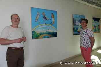 Philippe Brihat a ouvert ses portes au public - La Montagne