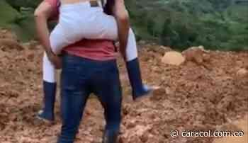 Habitantes de Dolores arriesgan sus vidas para poder llegar a Prado, Tolima - Caracol Radio