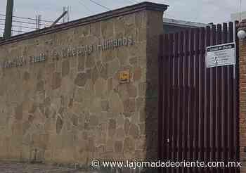 Formalizan denuncia penal contra Del Prado por presunta usurpación de funciones en la CEDH - Tlaxcala - - La Jornada de Oriente