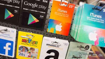 Butzbach: Codes von Bezahlkarten ergaunert - HIT RADIO FFH