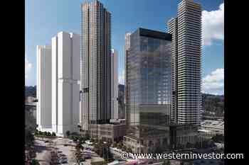 Coquitlam mega-build bid includes 50-storey towers - Western Investor