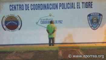 Anzoátegui: Privan de libertad a director de hospital de El Tigre capturado infraganti cometiendo actos lascivos contra una menor - Aporrea