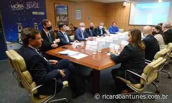 Em Brasília, Célia Sales busca investimentos para Ipojuca - Blog do Ricardo Antunes