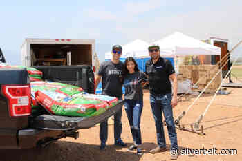 Resolution Copper donates to displaced animals at shelters - Arizona Silver Belt