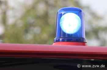 Oldtimer in Brand geraten: Feuerwehreinsatz in Backnang - Blaulicht - Zeitungsverlag Waiblingen