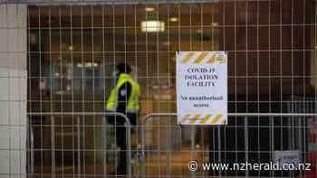Covid 19 coronavirus: Two children with virus symptoms among 12 to breach MIQ rules - New Zealand Herald
