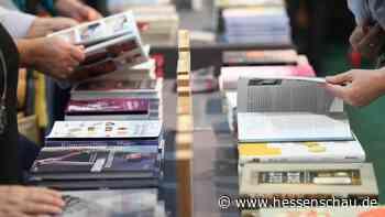 Buchmesse: +++ Boos sieht Buchmesse in Präsenz +++ Finanzspritze vom Bund +++ 197 Romane für Deutschen Buchpreis eingereicht +++ - hessenschau.de