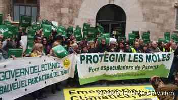 """Merche Cruz: """"La retirada de Puerto Mediterráneo allana el camino a la protección del Paraje Natural de les Moles"""" - Levante-EMV"""