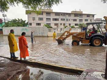 Lluvias impactan en vías de Puerto la Cruz, Lechería y Barcelona - Últimas Noticias
