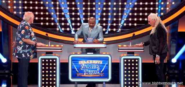 Here Is The First Look At DEE SNIDER On 'Celebrity Family Feud'