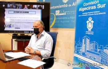 La Comisión Algeciras Sur aborda el cumplimiento de los cuatro ejes de la estrategia de actuación en la zona - 8directo - La Calle Real