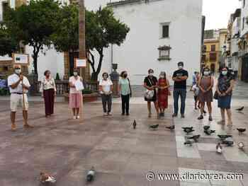 Protestan en Algeciras contra el proyecto de Ley de cárcel a los colectivos en contra del aborto - diarioarea.com