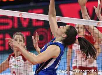 Reale Mutua Fenera Chieri '76, Francesca Bosio è fra le 20 azzurre per le Olimpiadi di Tokyo - Notizie Torino - Cronaca Torino