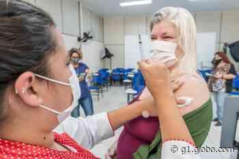 Bertioga abre cadastro para vacinação contra a Covid-19 a trabalhadores da educação com mais de 18 anos - G1