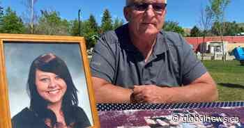 Drumheller father of suspected overdose victim remembers daughter as funds raised for memorial - Global News