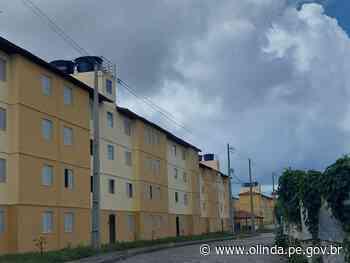 Habitacional Sapucaia e Aguazinha é entregue beneficiando 432 famílias, em Olinda - Prefeitura de Olinda