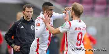 1. FC Köln: Sebastian Andersson fit mit Spezial-Programm? - EXPRESS