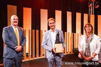 Ondernemersprijs voor Paul Kerkhofs van APK Group