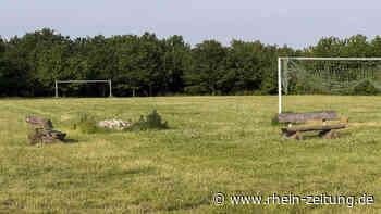 Sportplatz weicht Spiel- und Stellplätzen: Pillig gibt grünes Licht für Bauvorhaben - Rhein-Zeitung