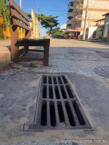 Anchieta-ES / Tampas de bueiros de Vila Velha foram instaladas em Anchieta, investigação continua na Polícia Civil, mas Câmara arquiva o processo - Portal Maratimba