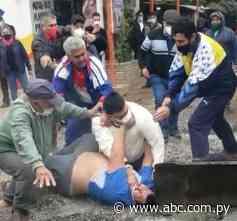 Pelea entre vecinos impide reparación de calle en el barrio Tablada de Asunción - Nacionales - ABC Color