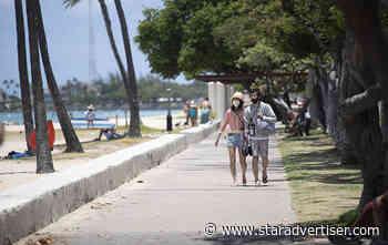 Hawaii records new coronavirus-related death, 30 additional infections - Honolulu Star-Advertiser