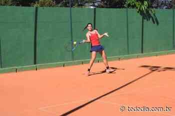 Tenista de Nova Odessa é vice-campeã em torneio da Federação Paulista de Tênis - https://tododia.com.br