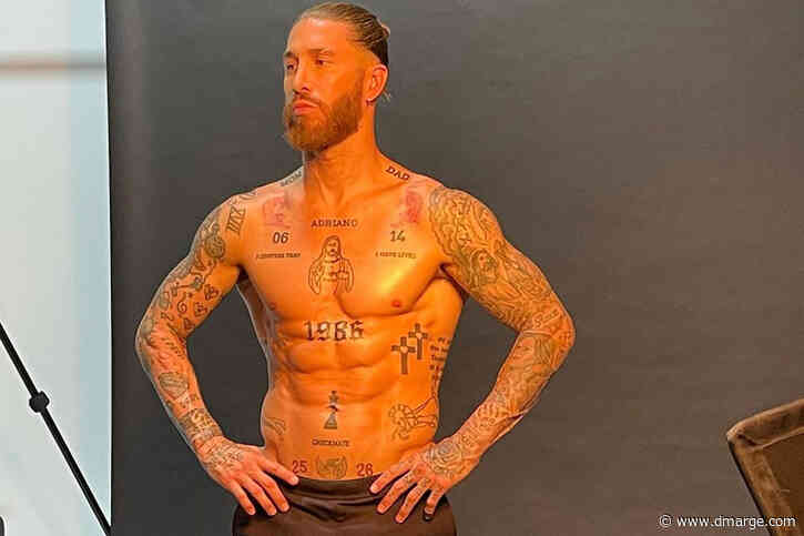 Sergio Ramos Joins 2021's Most Controversial Activewear Club