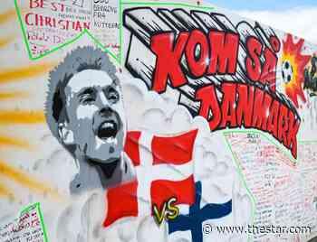 Denmark returns after Christian Eriksen trauma, this time understanding 'it's just football' - Toronto Star