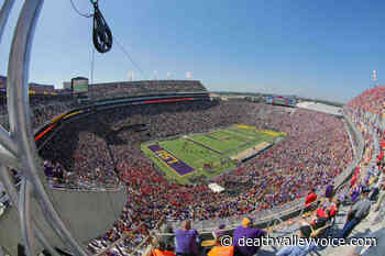LSU Football: Tigers received a very important recruiting visit on Wednesday - Death Valley Voice