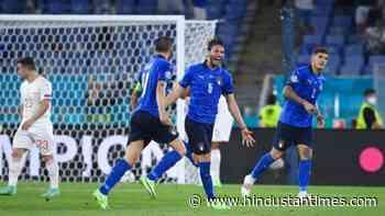 Euro 2020: Italy impress again in 3-0 win over Switzerland - Hindustan Times