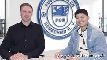 FC Remscheid holt Innenverteidiger vom Wuppertaler SV - Lüttringhauser