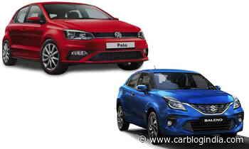 Maruti Suzuki Baleno vs VW Polo - Features, Specs, Safety Comparison! - Car Blog India
