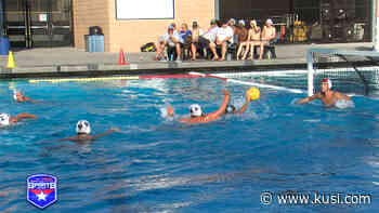 ASR Raw Boys Water Polo: West Hills 11, Hilltop 12 - - KUSI