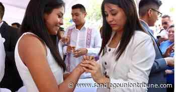 Baja California aprueba el matrimonio igualitario - San Diego Union-Tribune en Español