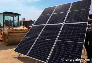 Gobierno de Baja California anuncia construcción de planta fotovoltaica - Energía Hoy - EnergiaHoy