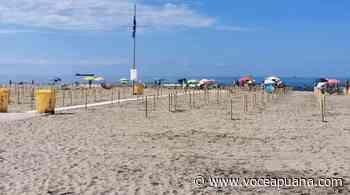Spiagge libere Marina di Carrara, anche quest'anno prenotazione obbligatoria: come fare - La Voce Apuana
