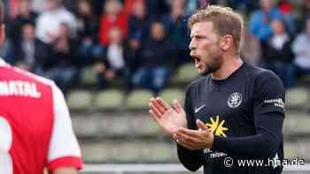 Fußball-Hessenligist KSV Baunatal verpflichtet Sebastian Schmeer vom KSV Hessen - HNA.de