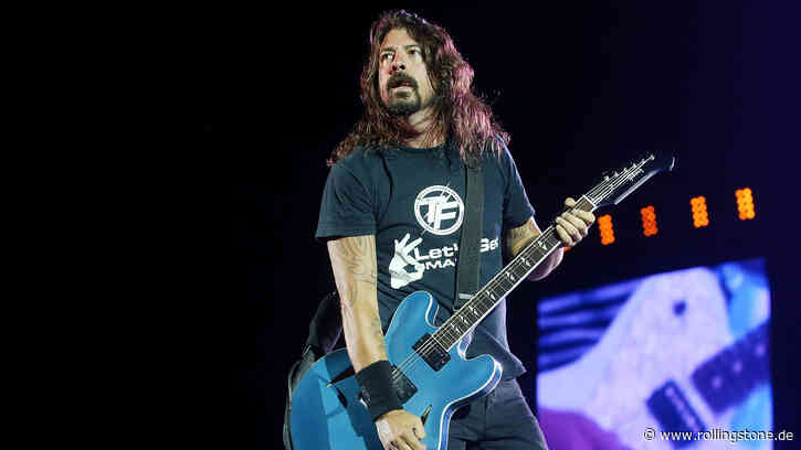 Erste Show seit Corona: Foo Fighters füllen Madison Square Garden, 20.000... - Rolling Stone