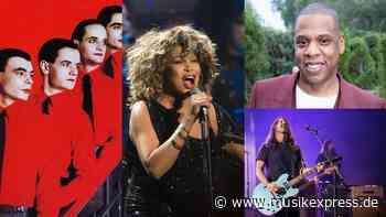 Rock and Roll Hall of Fame 2021: Kraftwerk, Foo Fighters und Jay-Z... - Musikexpress