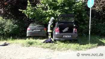 Zweiter Unfall am Stauende: 44-Jähriger bei Frontalzusammenstoß in Bissendorf schwer verletzt - NOZ